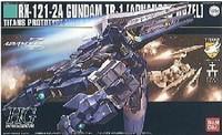 Free Shipping Bandai 1/144 HGUC RX-121-2A Gundam TR-1 Advanced Hazel Gundam Model Building kit Gundam Toys