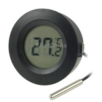 TL8009 Mini Indoor LCD Display Digital Temperature Instrument, Measuring Temperature Range: -50??-110??, LCD Size: 26 x 26mm