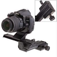 2014 Sale New Fotografia Stabilizer [drop Shipping] 4 Way Macro Focusing Rail Slider Set for Photography Slr Camera 30200112