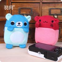 2013 Newest Cute Camera bag digital camera bag camera case fashion cartoon exquisite  high quality free shipping