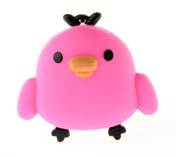 Free shipping trans show 8GB/16GB/32GB cute cartoon chicken usb children's favorite 2.0 usb TS-ct0015
