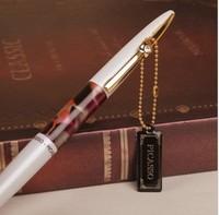 Picasso fountain pen commemorative red gold plated pen girls fountain pen fountain pen financial special pen