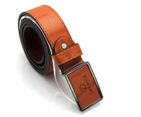 1pcs Free Shipping,Men's belt , Faux Leather Belt Metal Mens strap