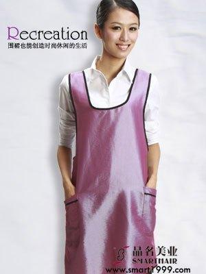 Bling aprons nail art apron customize work aprons salon aprons 010101(China (Mainland))