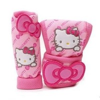 Hello Kitty Sanrio Car Shift & Hand Brake Cover