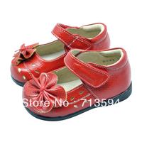 Bluesky genuine leather single shoes leather girls shoes princess shoes children shoes 8856