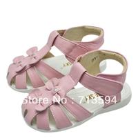 Bluesky leather sandals female child sandals genuine leather female child sandals children shoes female 7109
