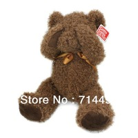 Wholesale 60cm genuine shy bear doll cute plush toys gift to the girl free shipping