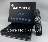 New Arrival! Skybox F3S Full 1080pi HD PVR Digital Satellite Receiver support usb wifi youtube youpron