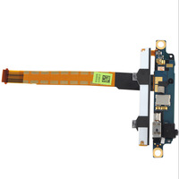 Free shipping  Microphone & Vibrator  Flex Cable For HTC One s Z520e