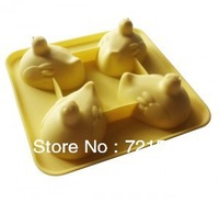 Free Shipping Summer Supplies Hen Lay Eggs Ice Lattice Ice Box Ice Cube Tray /Ice Cream Mold/Popsicle Maker