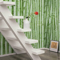 Wallpaper pvc wallpaper waterproof living room wallpaper