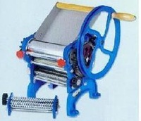 150 - 4 dough rolling machine home pressing machine manual pasta machine hand pressing machine double knife