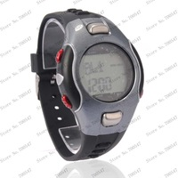 SVC133 High Quality Pedometer Heart Rate Monitor Watch Touch-on Pulse Measuring , Showing Dynamic Heart Rate