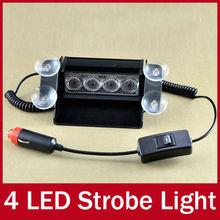 popular red led dash light
