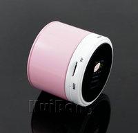 Brand HiFi Wireless Bluetooth Handsfree Mic Stereo Speaker Soundspeaker TF MP3 Player For Phone Computer Tablet Iphone Samsung