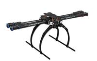F05544 Tarot IRON MAN 650 4-Axis Folding 3K Carbon Fiber Aluminum Tubes Frame Kit TL65B02 For Quadcopter Aircraft