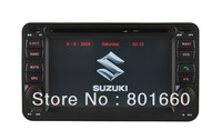 Dropshipping 6.2 inch Digital Screen For Suzuki Jimny Car DVD Player with DVD BT TV FM IPOD RDS GPS