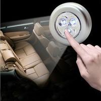 Car Interior Light Emergency LED Light Reading Light 5pcs/lot White Color
