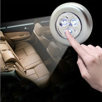 Car Interior Light Emergency LED Light Reading Light 5pcs/lot White Color