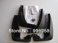 2009-2013 Renault Koleos Soft plastic Mud Flaps Splash Guard Mudguards