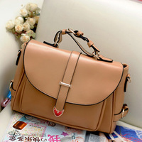 Women's handbag 2013 spring and summer candy color messenger bag vintage handbag one shoulder cross-body women's bags small bag