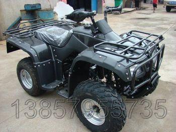 Humvees 250cc big zongshen water cooled engine black large atv beach motorcycle