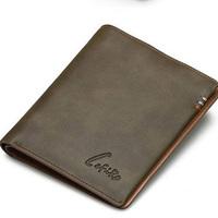 2013 CEFIRO New arrival genuine leather Fashion men wallet Hot sale Cheap male unique Coin purse Wholesale