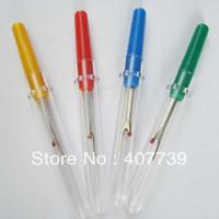 wholesale 100pcs/lot Cross stitch tool scratch/ drawing awl  stitch scissors seam ripper  free shipping