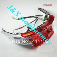 YAMAH@ 125 taillight assemblies  tail lights ZY125T - 4 a tail light  125 brake tail light assembly