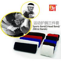 Wrist support badminton tennis ball basketball wrist support headband fitness sports bands