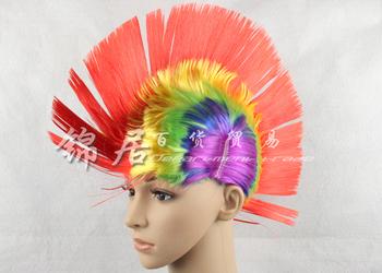 Costume party wig zihangchepeng color wigs supplies zihangchepeng wig
