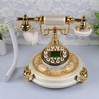 Fashion phone fashion vintage telephone antique caller id telephone Back light FEDEX/DHL