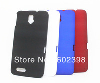 Free Shipping, High Quality Matte Hard Colorful Case Skin Back Cover for Alcatel One Touch Scribe HD OT 8008D 8008A 8008W 8008X