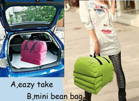 New 2013 The New Outdoor Bean Bag bed travel bean bag Chair cover outdorr beanbags