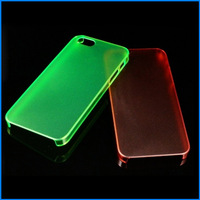 Free Shipping Silicon Case Cover Protective Pouch For Apple iPhone 5 5G New
