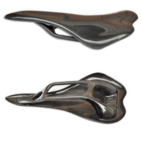 Free shipping!OEM full carbon fiber  bicycle saddle!