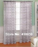 "Free shipping- 40""X84"" wholesale 2pcs/lot. Voile Curtain,Europe gauze curtain  fringe panel, drapery WS-1901"