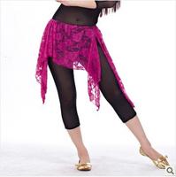 Bellyqueen lace waist skirt belly dance belly dance waist skirt lace short skirt