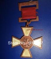 Shape of a cross cultural order commemorative medal