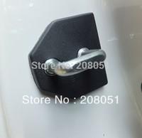 Subaru Forester Legacy door locks protector door lock catch cover auto accessories 1set/4pcs