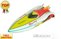 R/C Boat Nitro Powered Boats Dolphin 730NP21(Check Flag)-RTR(Pistol Transmitter) EMS Free Shipping Drop Shipping R/C Model