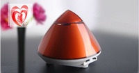 New Cappuccino bluetooth speaker wireless phone mini portable small audio computer speaker free shipping