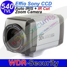 popular auto iris camera