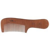 Natural mahogany massage health comb gift box set cosmetic herbal hair anti-static spokesman 's
