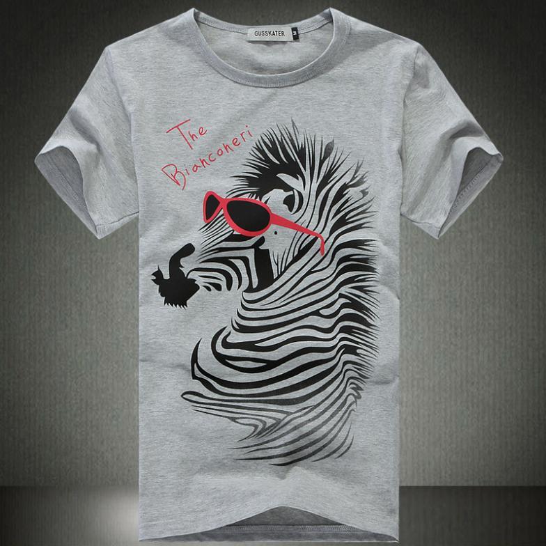 2013 Mens Fashion Short Sleeve Shirtstop Brand Quality Summar Slim