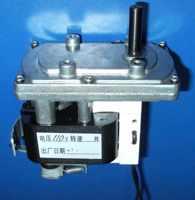 110v 220v ac gear motor shaded pole gear motor shooting machine motor