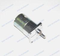 Gb37f 520 gear motor 12v 24v dc gear motor diameter 37 eccentric shaft