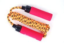 Jump Ropes Handle coarse candle holder woman candle holder adjustable long short indoor slimming weight loss candle holder