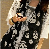 Fashion style skull scarf patterns Warm Product Best Gifts 0887